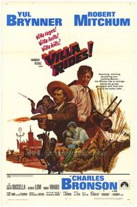 Villa Rides - 27 x 40 Movie Poster - Style A