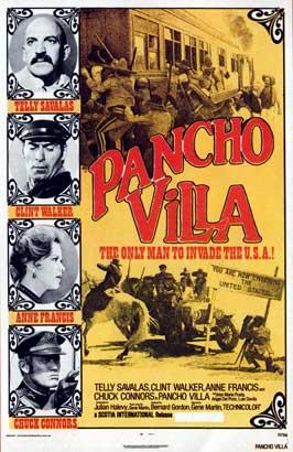 Villa Rides - 11 x 17 Movie Poster - Style B