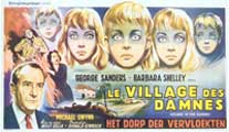 Village of the Damned - 11 x 17 Movie Poster - Spanish Style A