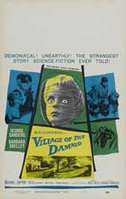 Village of the Damned - 11 x 17 Movie Poster - Style B