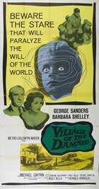 Village of the Damned - 20 x 40 Movie Poster - Style A