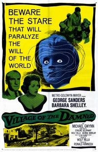 Village of the Damned - 11 x 17 Movie Poster - Style A