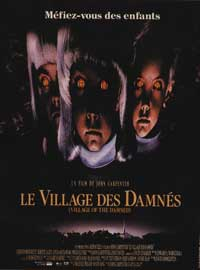 Village of the Damned - 11 x 17 Movie Poster - French Style A