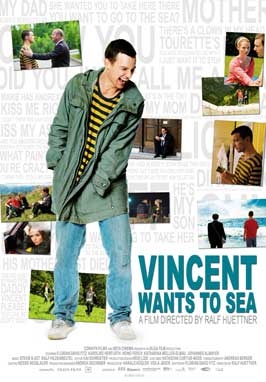 Vincent Wants to Sea - 43 x 62 Movie Poster - Bus Shelter Style A