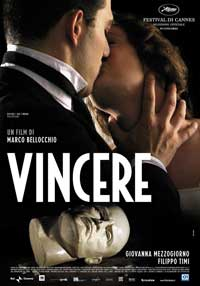 Vincere - 27 x 40 Movie Poster - Italian Style A