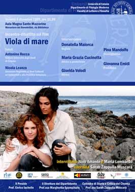 Viola di mare - 11 x 17 Movie Poster - Italian Style A