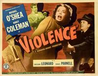 Violence - 11 x 14 Movie Poster - Style A