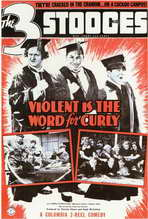 Violent is the Word For - 11 x 17 Movie Poster - Style A