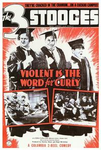 Violent is the Word For - 27 x 40 Movie Poster - Style A