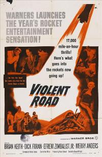 Violent Road - 11 x 17 Movie Poster - Style A