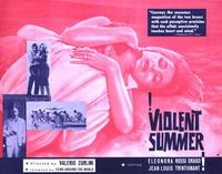 Violent Summer - 11 x 14 Movie Poster - Style A