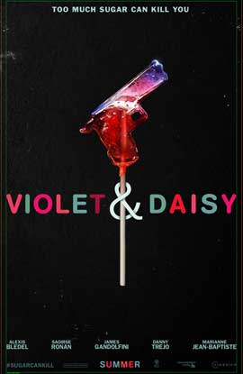 Violet & Daisy - 11 x 17 Movie Poster - Style A