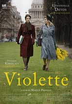 Violette - 11 x 17 Movie Poster - French Style A