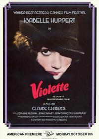 Violette Noziere - 11 x 17 Movie Poster - Style A