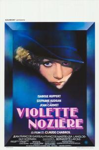 Violette Noziere - 11 x 17 Movie Poster - Belgian Style A