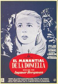 The Virgin Spring - 11 x 17 Movie Poster - Spanish Style B