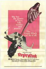 Virgin Witch - 11 x 17 Movie Poster - Style A