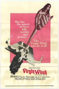 Virgin Witch - 27 x 40 Movie Poster - Style A