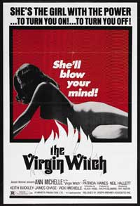 Virgin Witch - 11 x 17 Movie Poster - Style B