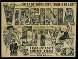 Virginia City - 11 x 14 Movie Poster - Style A