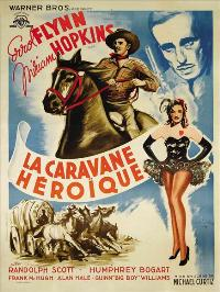 Virginia City - 11 x 17 Movie Poster - French Style A