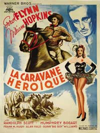 Virginia City - 43 x 62 Movie Poster - French Style A