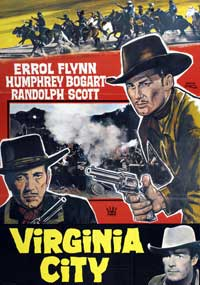 Virginia City - 11 x 17 Movie Poster - Style C