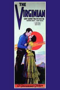 The Virginian - 27 x 40 Movie Poster - Style B