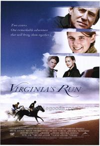 Virginia's Run - 27 x 40 Movie Poster - Style A