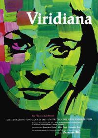 Viridiana - 11 x 17 Movie Poster - German Style B