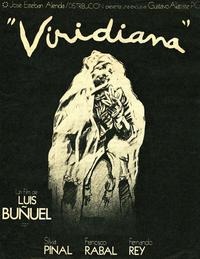 Viridiana - 11 x 17 Movie Poster - Spanish Style B