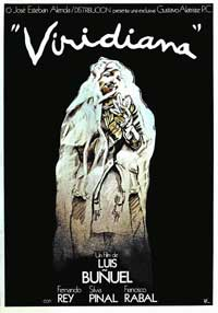 Viridiana - 11 x 17 Movie Poster - Swedish Style D
