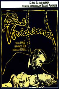 Viridiana - 27 x 40 Movie Poster - Spanish Style B