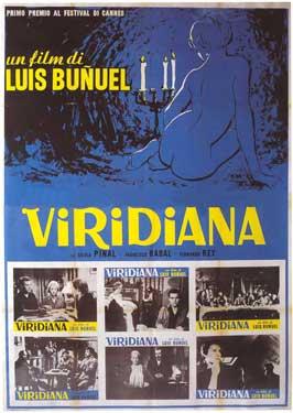 Viridiana - 11 x 17 Movie Poster - Italian Style A