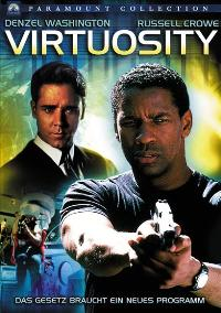 Virtuosity - 27 x 40 Movie Poster - German Style A