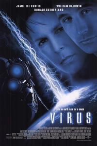 Virus - 11 x 17 Movie Poster - Style B