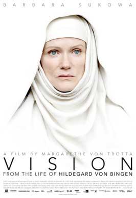Vision - Aus dem Leben der Hildegard von Bingen - 11 x 17 Movie Poster - Style A
