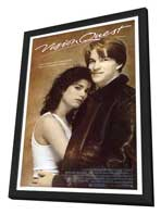 Vision Quest - 27 x 40 Movie Poster - Style A - in Deluxe Wood Frame