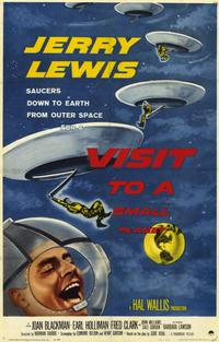 Visit to a Small Planet - 11 x 17 Movie Poster - Style A