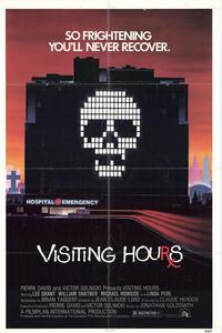Visiting Hours - 27 x 40 Movie Poster - Style A