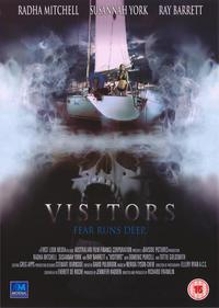 Visitors - 11 x 17 Movie Poster - Style A