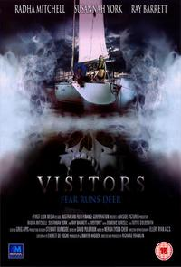 Visitors - 27 x 40 Movie Poster - Style A