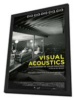 Visual Acoustics - 11 x 17 Movie Poster - Style A - in Deluxe Wood Frame