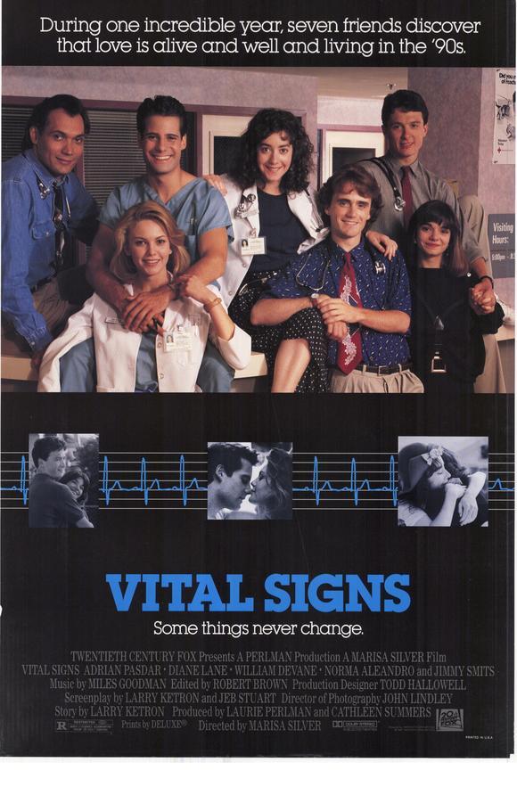 Vital Signs Mov... 1990s Movies Comedy