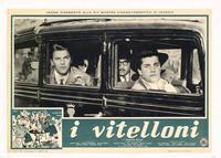 Vitelloni, I - 11 x 14 Poster Italian Style A