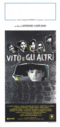 Vito and the Others - 13 x 28 Movie Poster - Italian Style A