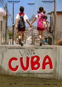 Viva Cuba - 11 x 17 Movie Poster - Spanish Style A