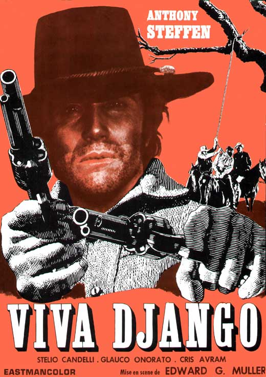 Viva! Django movie