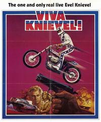 Viva Knievel - 11 x 17 Movie Poster - Style B