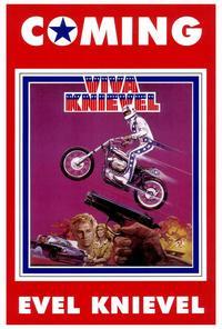 Viva Knievel - 27 x 40 Movie Poster - Style A